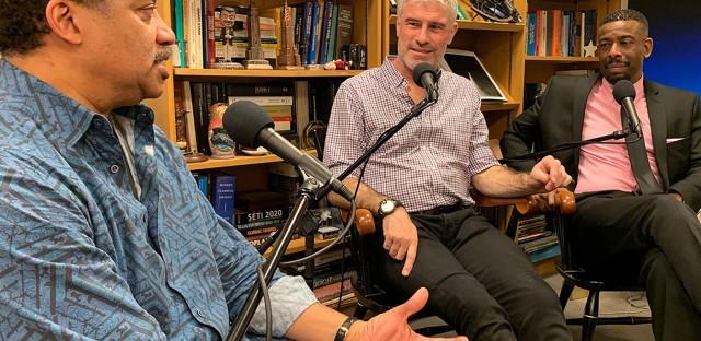 StarTalk Radio : #ICYMI - SEASON PREMIERE: 2019 Big Game Special, with Neil deGrasse Tyson Image
