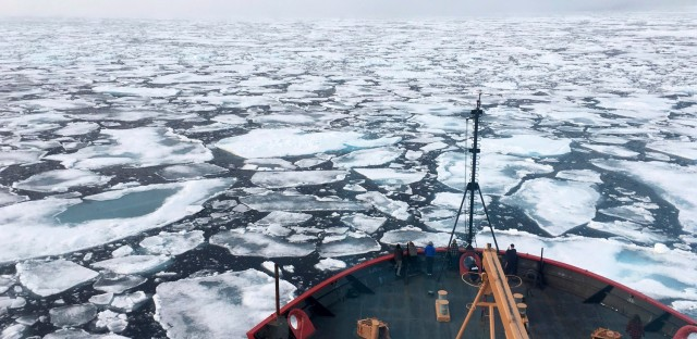 On Point with Tom Ashbrook : Arctic Warming Pushes The Region — And Planet — Into Uncharted Territory Image