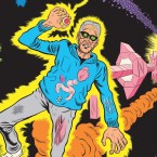 In Daniel Clowes' Patience, a man turns to time travel after his true love is murdered.