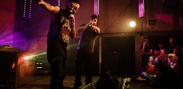 Das Racist on the four elements of hip-hop, white wine and how they'd like to be described