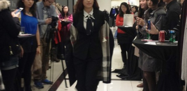 Chinese international students attract attention of luxury brands in Illinois