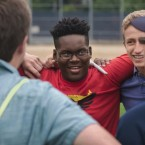 "Documentary filmmakers spent a year at Oak Park and River Forest High School, one of the area's most diverse schools, making the documentary series ""American to Me."" The 10-part series airs on Sundays starting Aug. 26."