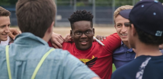 """Documentary filmmakers spent a year at Oak Park and River Forest High School, one of the area's most diverse schools, making the documentary series """"American to Me."""" The 10-part series airs on Sundays starting Aug. 26."""