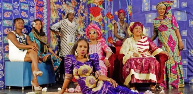 Les Amazones d'Afrique's new album is called République Amazone. Tiago Augusto/Courtesy of the artist