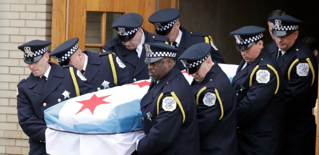 Paul Bauer Funeral