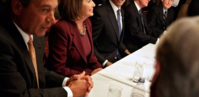 Finding compromise in the new congressional landscape