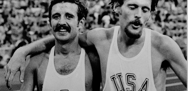 For Olympian Frank Shorter, Running Was An Escape From A Home That Was 'A Prison'