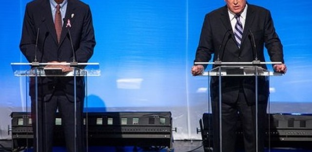 Gubernatorial candidates wrap final debate