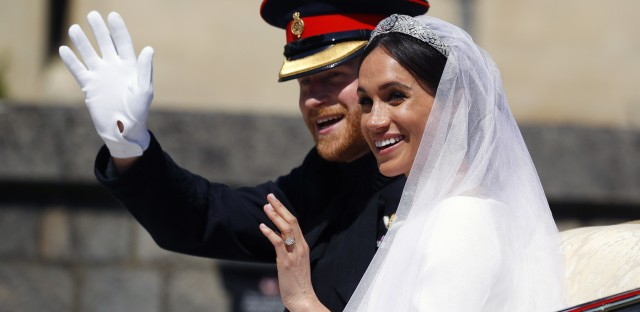 Pop Culture Happy Hour : The Royal Wedding Image