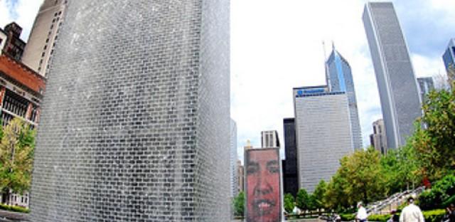 Spanish sculptor discusses his new Chicago installation