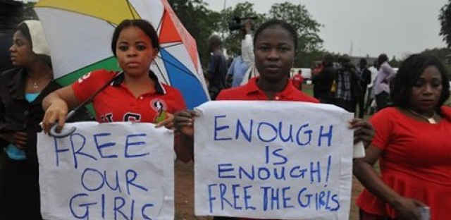 Kidnapped Nigeria girls, South Sudan fighting, Ethiopia's Oromo and Italy-Ethiopia invasion
