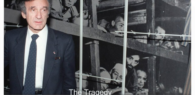 On Being : Elie Wiesel — The Tragedy of the Believer Image