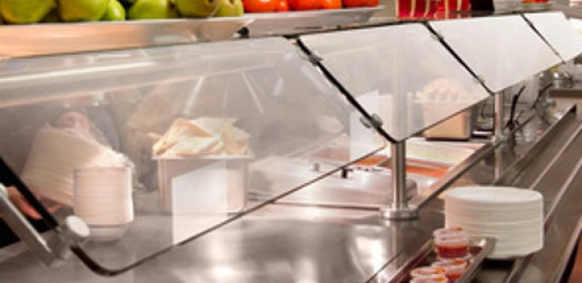 Morning Shift: Are healthy school lunches making it past the lunch line?