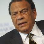Andrew Young, former congressional lawmaker, U.N. ambassador and Atlanta mayor, in 2011 in Washington, D.C.