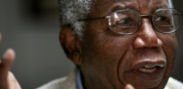 Chinua Achebe's life and work, global gay rights, and the Arctic's changing geopolitics