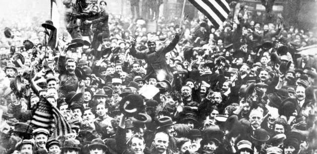 On Point with Tom Ashbrook : Looking Back On The 100th Anniversary Of The WWI Armistice Image
