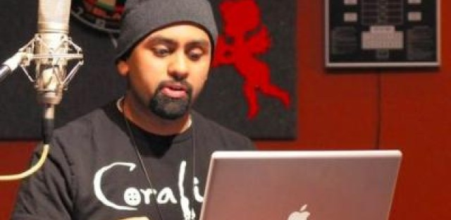 5 Machete Questions with Neo-Futurist Bilal Dardai