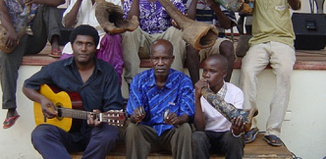 Global Notes: The music of the Central African Republic