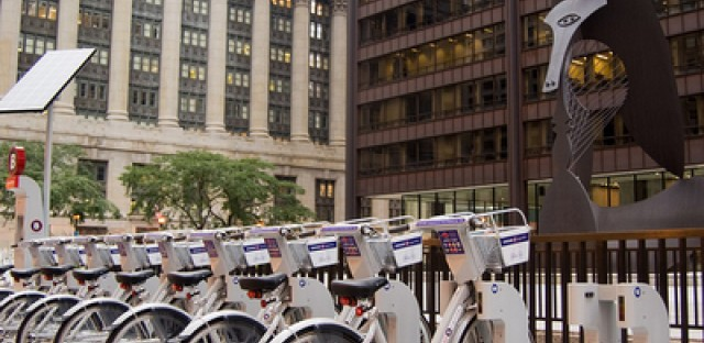 Taking a closer look at Chicago's bike share program