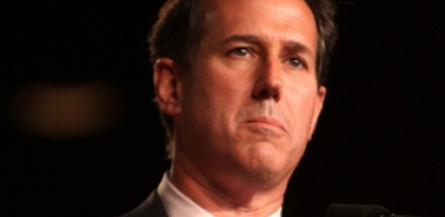 Santorum rides the anti-contraceptive conservative wave