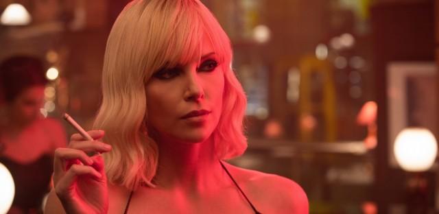 Pop Culture Happy Hour : Atomic Blonde Image