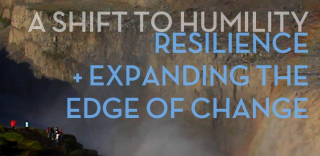 On Being : Andrew Zolli — A Shift to Humility: Resilience and Expanding the Edge of Change Image