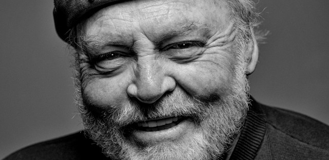 Stacy Keach at WBEZ 2017