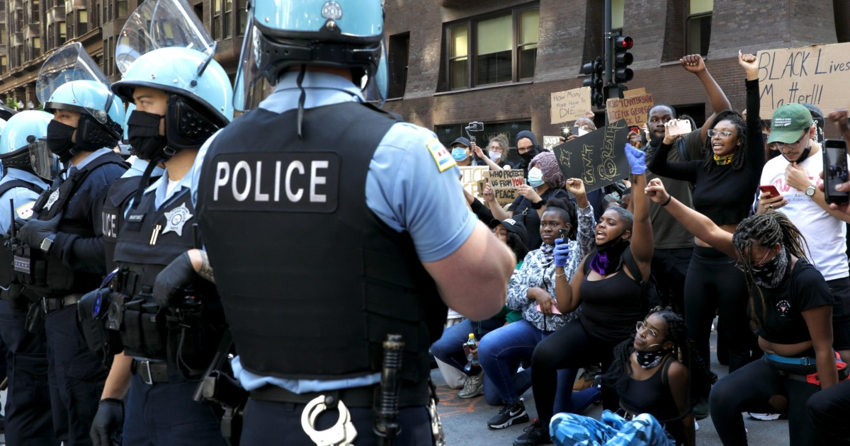 Civil Rights Groups Call For Investigation Into CPD Actions During Unrest