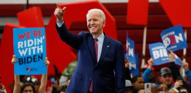 Michigan Primary Joe Biden