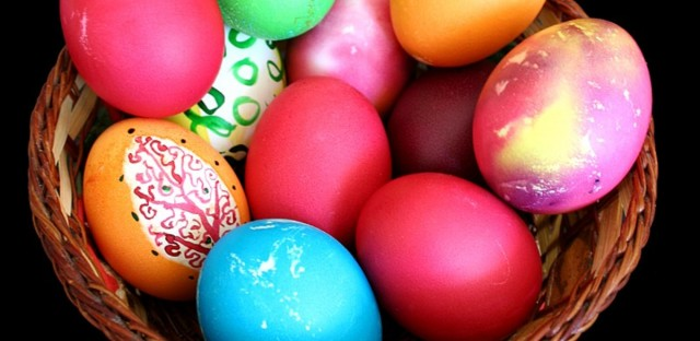 Easter and 4/20 are in the same weekend this year. Celebrate!
