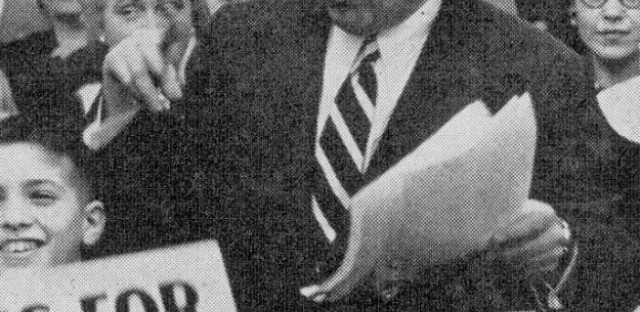 Robert Merriam, Republican candidate