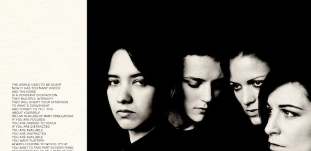 Savages drop a startlingly powerful debut