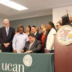 Gov Pritzker signs law