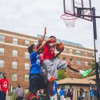 Claretian Associates Hoops in the Hood event
