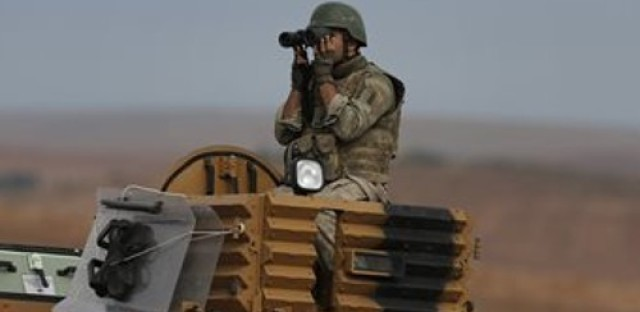 Turkey's role in the battle with ISIS