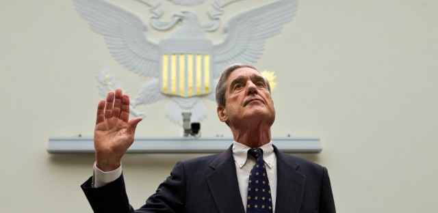 On Point with Tom Ashbrook : 'Inside Robert Mueller's FBI' — And His Russia Investigation — With Biographer Garrett Graff Image