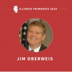 Jim Oberweis claims victory in the Republican race in the 14th Illinois Congressional District