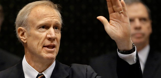 Governor Rauner: Pass My Reforms or Allow Budget Cuts