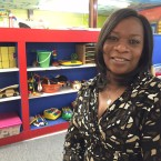 Sandifer Thomas owns and operates two daycare facilities in the South Suburbs. Many of the families she cares for have not been notified whether they qualify for subsidies.