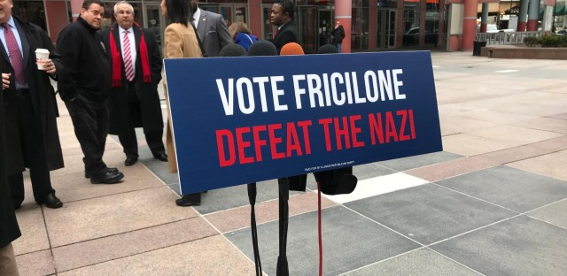 Fricilone sign