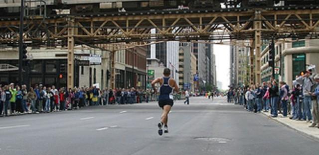 Chicago marathon opens lottery
