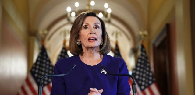 Speaker Pelosi Pulls Trigger On Impeachment Inquiry
