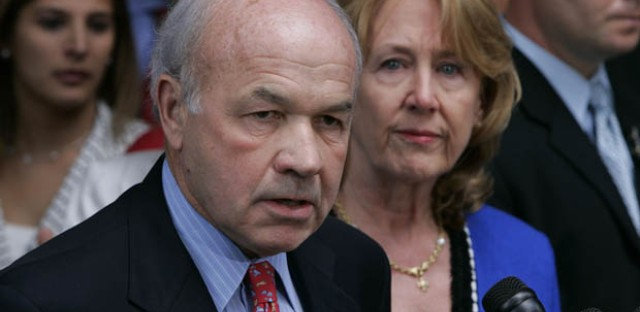Enron founder Kenneth Lay during his 2006 corruption trial.