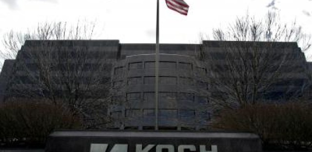 The headquarters for Koch Industries Inc., one of the world's largest private companies, are in Wichita, Kansas.