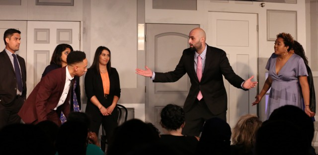 Second City Continues Push For Diversity In Comedy