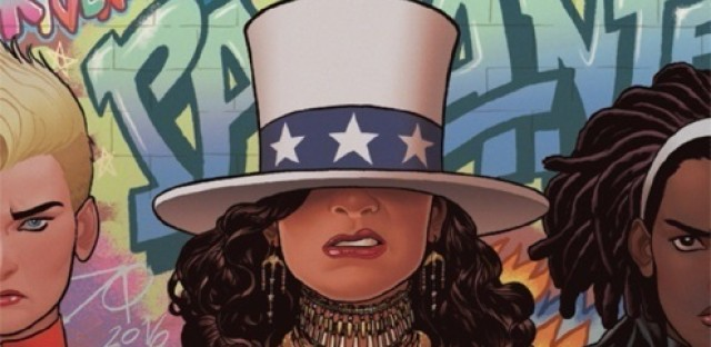 Pop Culture Happy Hour : Changing Colors in Comics and RuPaul's Drag Race Image