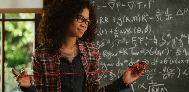 Pop Culture Happy Hour : A Wrinkle In Time and What's Making Us Happy Image