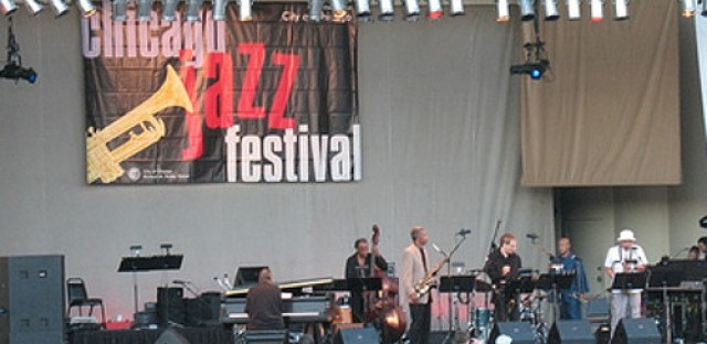Late summer means time to swing the weekend away at Chicago's Jazz Festival