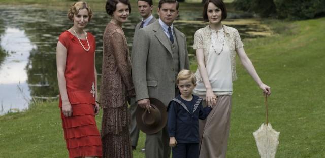 Pop Culture Happy Hour : Downton Abbey and Nostalgia as a Genre Image