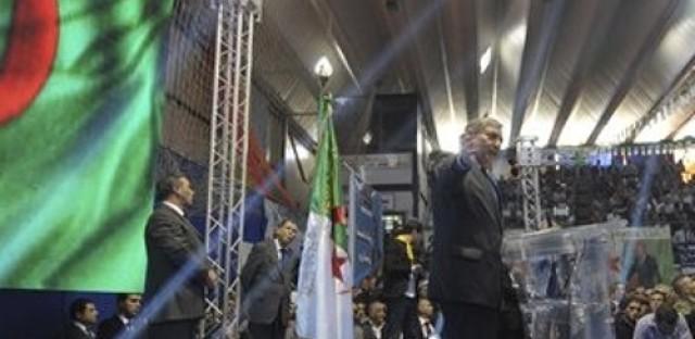 Algerian president promises fair elections